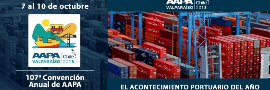 AAPA VALPARAÍSO 2018 PRESENTA SU SITIO WEB EN ESPAÑOL E INGLÉS